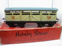 Hornby no.2 Cattle Truck